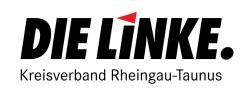 DIE LINKE. Kreisverband Rheingau Taunus (Logo)